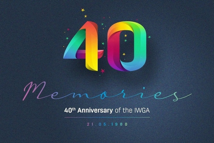40th anniversary of the IWGA