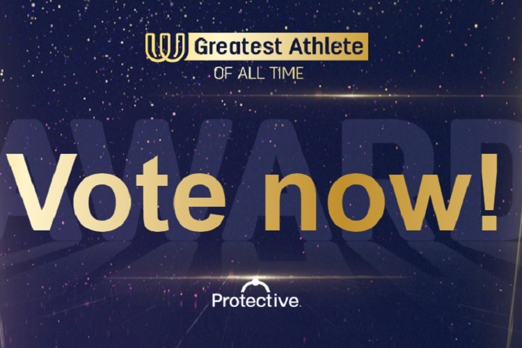 IWGA Greatest athlete voting